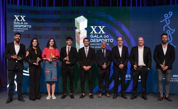 XX gala desporto